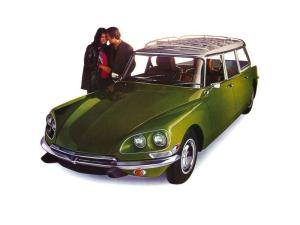 1969 Citroen DS 21 Wagon